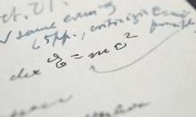 رسالة بخط أينشتاين تُباع بـ1.2 مليون دولار