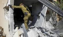 4 آلاف و360 قذيفة أُطلِقت باتّجاه إسرائيل خلال العدوان على غزّة
