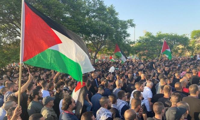 """أبو شحادة: """"هناك فرصة لتوحيد وإعادة بناء الحركة الوطنية يجب عدم إهدارها"""""""