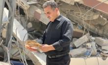 الغارات الإسرائيلية استهدفت أهم المكتبات في غزة