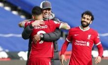 مدرب ليفربول: رغبة صلاح في التهديف تساعدنا كثيرا
