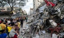 غزة: مسؤولة أممية تتفقد الأضرار الناتجة عن العدوان الإسرائيلي