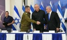 تحليلات: اختلاف وجهات النظر حيال غزة بين العسكريين والسياسيين الإسرائيليين