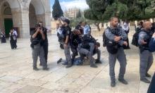 استمرار اقتحام المستوطنين للأقصى: مواجهات واعتقالات بين المقدسيين وقوات الاحتلال