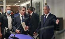 نتنياهو لبلينكن: إذا خُرق وقف إطلاق النار سنهاجم غزة بشدة