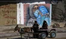 كورونا بارتفاع: 5 وفيات و448 إصابة جديدة بغزة