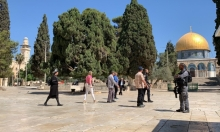 عشرات المستوطنين يقتحمون الأقصى وتقييدات على المقدسيين