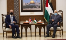 مباحثات فلسطينيّة بريطانيّة حول تثبيت التهدئة