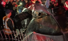 وادي عارة: مصرع مسنة و4 إصابات جراء حادث طرق