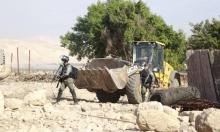قرار من العلياالإسرائيلية بإلغاءهدم مدرسة في الأغوار