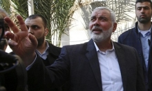 وفد من حماس برئاسة هنيّة يزور القاهرة خلال أيام