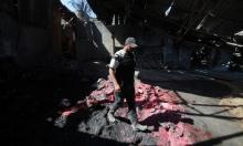 """تحذير من """"كارثة بيئية"""" بغزة:تسرّب مواد كيميائية لمياه جوفية إثر العدوان"""