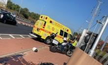 مصرع سائق دراجة نارية من الطيرة بحادث طرق