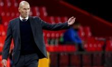 رسميًّا: ريال مدريد يعلن رحيل مدربه زيدان