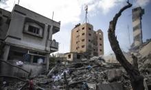وفد مصري يصل إلى غزة لتثبيت التهدئة وإعادة إعمارها