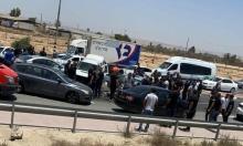 حوادث الطرق: مصرع امرأة بالنقب وإصابة خطيرة قرب عكا