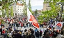 احتجاجات سلوفينيّة ضد ممارسات رئيس الوزراء