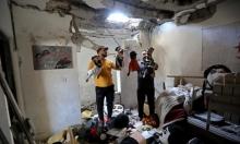 """غزة: """"حتى الفن لم يسلم من العدوان الإسرائيلي"""""""