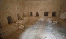 قصر المُورَق أحد المعالم الأثرية البارزة من فترة الرومان بفلسطين