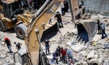 أشكنازي يبحث بالقاهرة تثبيت وقف إطلاق النار وإعادة إعمار غزة