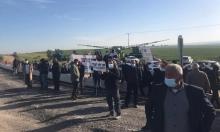 النقب: تظاهرة ضد المخطط الجديد لمدخل أم نميلة