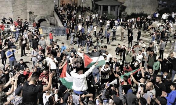 هبّة من أجل القدس: ثقافة الرفض وأفعال المقاومة