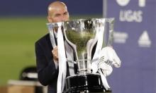 ماذا قال زيدان في رسالة الرحيل عن ريال مدريد؟