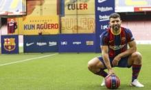 أغويرو: انتقلت إلى برشلونة لحصد الألقاب