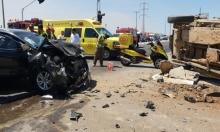36 عربيا لقوا مصارعهم في حوادث الطرق بالبلاد منذ مطلع 2021