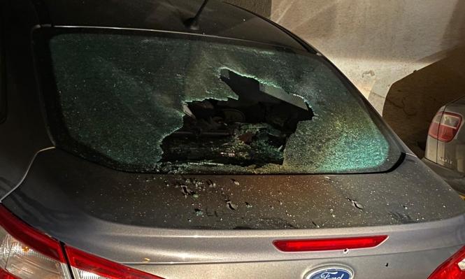 إطلاق النار على منزل ومركبة الصحافي حسن شعلان