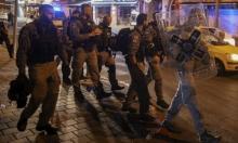 """""""خطة طوارئ فورية"""" لاستمرار حملة الاعتقالات في البلدات العربية"""