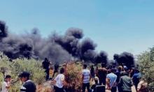 إصابات إحداها خطيرة برصاص الاحتلال في قمع مسيرة بالضفة
