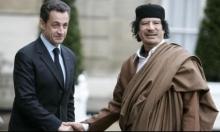 اعتقال صحافيين فرنسيين ضمن تحقيقات فساد ساركوزي