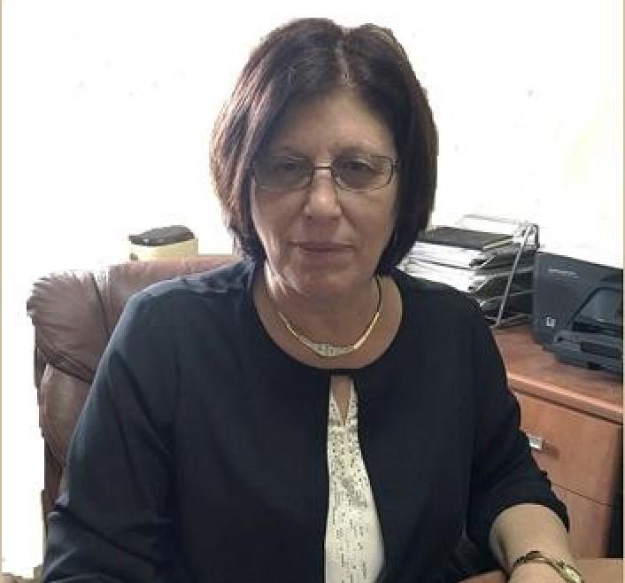 بروفيسور فاديا ناصر أبو الهيجا (موقع جامعة تل أبيب)