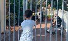 إضراب احتجاجي إثر اعتداءات على مدرسة في الطيبة