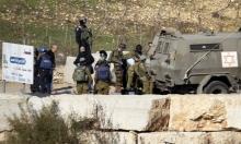 الضفة: الاحتلال يعزل 7 بلدات ببوابة حديدية ويغلق مدخل بيتا