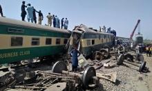 باكستان: مصرع 38 شخصا باصطدام قطارين