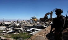 4 عائلات بلا مأوى: جيش الاحتلال يهدم تجمعا سكنيا شمال أريحا