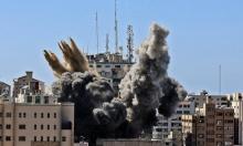 """إسرائيل تزعم أن """"حماس"""" استخدمت برج الجلاء للتشويش على """"القبة الحديدية"""""""