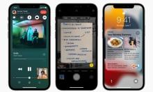 """""""آبل"""" تطلق إصدار """"IOS 15"""".. أهم المميزات الجديدة"""