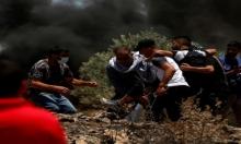 نابلس: إصابات بمواجهات مع الاحتلال على جبل صبيح