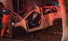 إصابتان خطيرتان في حادث طرق بباقة الغربية
