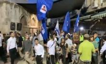 القدس المحتلة: مسيرة استفزازيّة للمستوطنين في البلدة القديمة