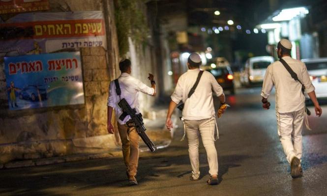 عن اليميني في إسرائيل