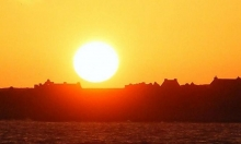 حالة الطقس: حار وجاف والحرارة بارتفاع