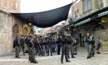 إصابات بمواجهات بنابلس: مستوطنون يقتحمون الأقصى وقبر يوسف