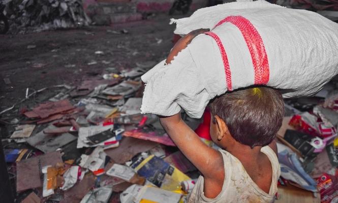 للمرة الأولى منذ عقدين: ارتفاع عدد الأطفال العاملين في العالم