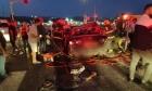 مصرع ثلاثة أشخاص في حادثي طرق