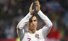 بطاقة لاعب: البرتغالي كريستيانو رونالدو