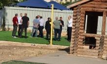 أعضاء البلدية العرب في اللد: مدرسة الرازي في خطر